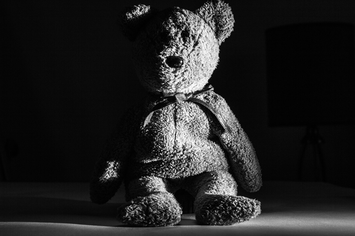 Start By Practising Using A Static Object Such As Teddy Bear Or Piece Of Fruit
