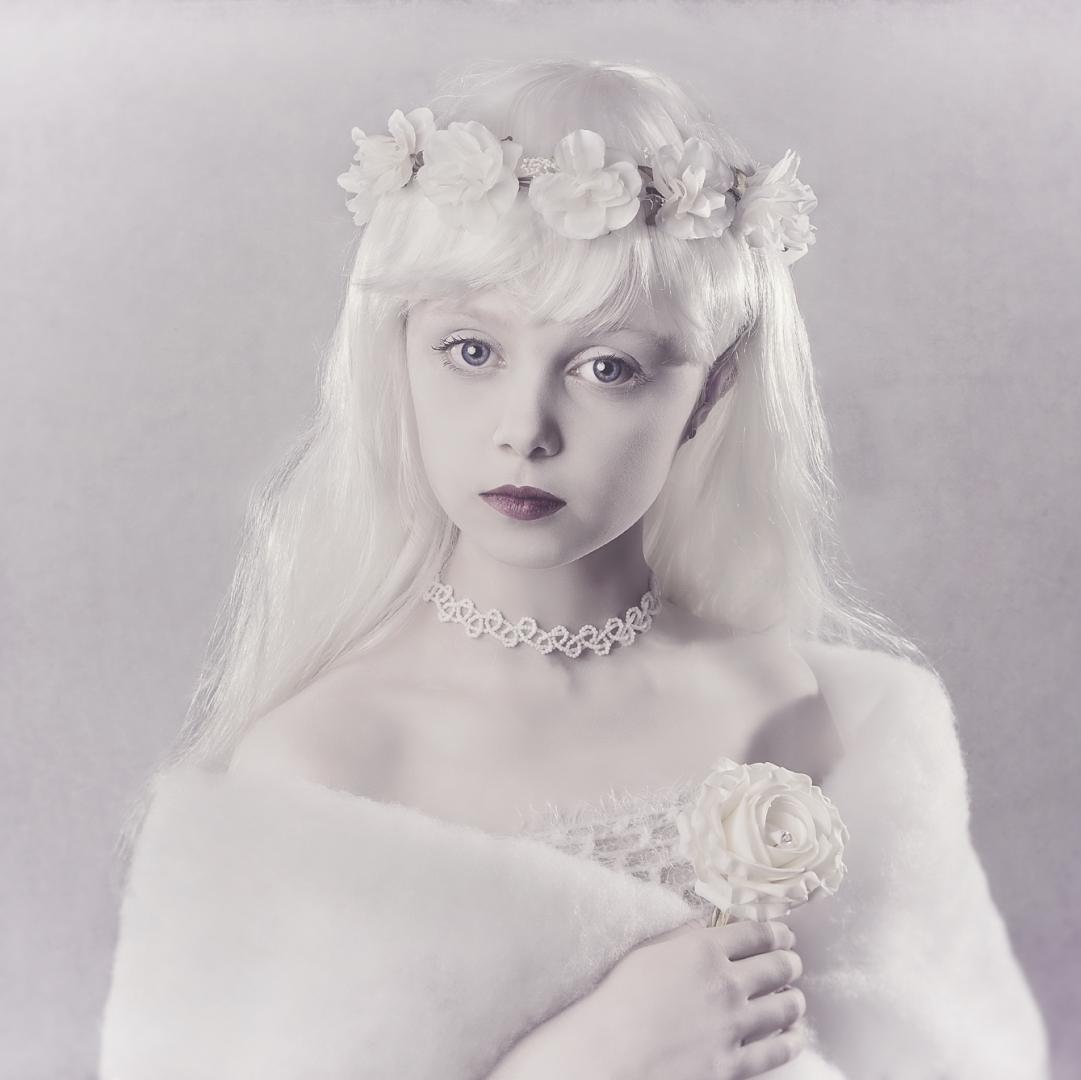 Seamus Bryans Ice Queen Portrait