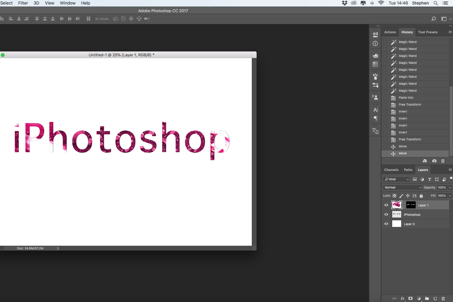photoshop logo iphotoshop texture pink screen capture editing