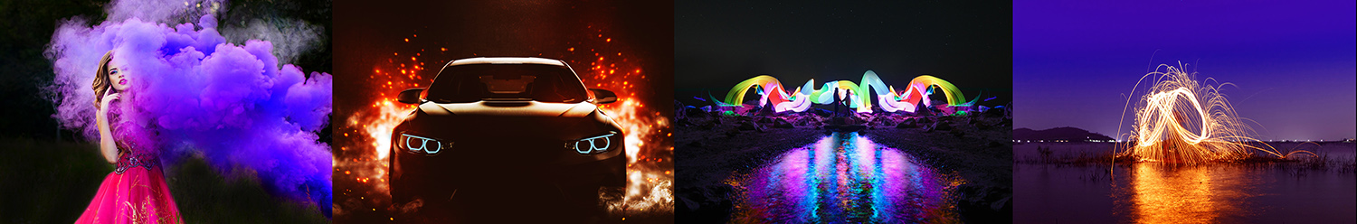 light tricks pixelstick car powder portrait trail photography creative photography tricks for beginners