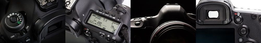 camera close up detail buttons dial settings dslr black