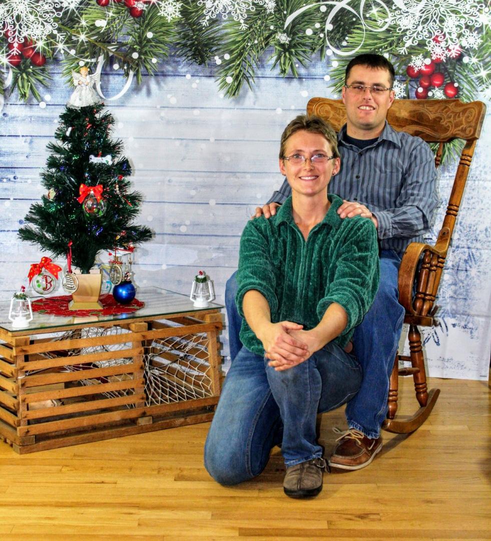 12 Days of Christmas Card Carrissa Holt