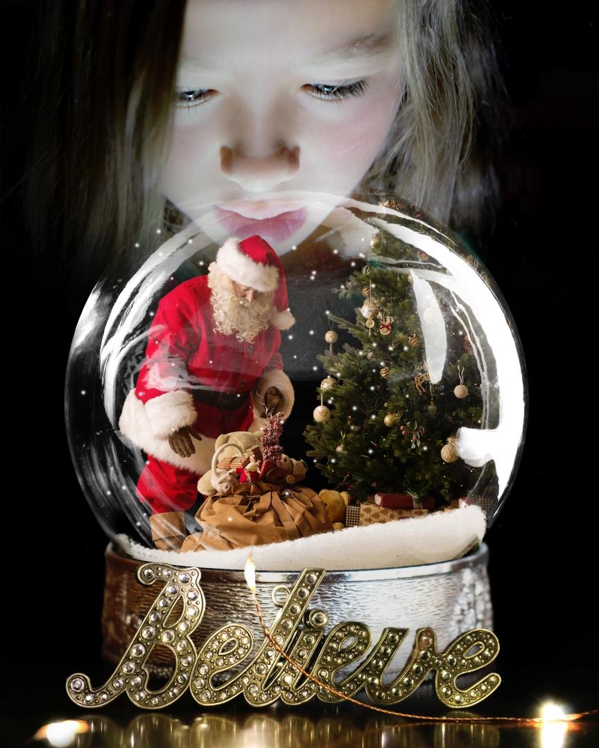 12 Days of Christmas Characters Elizabeth Burk