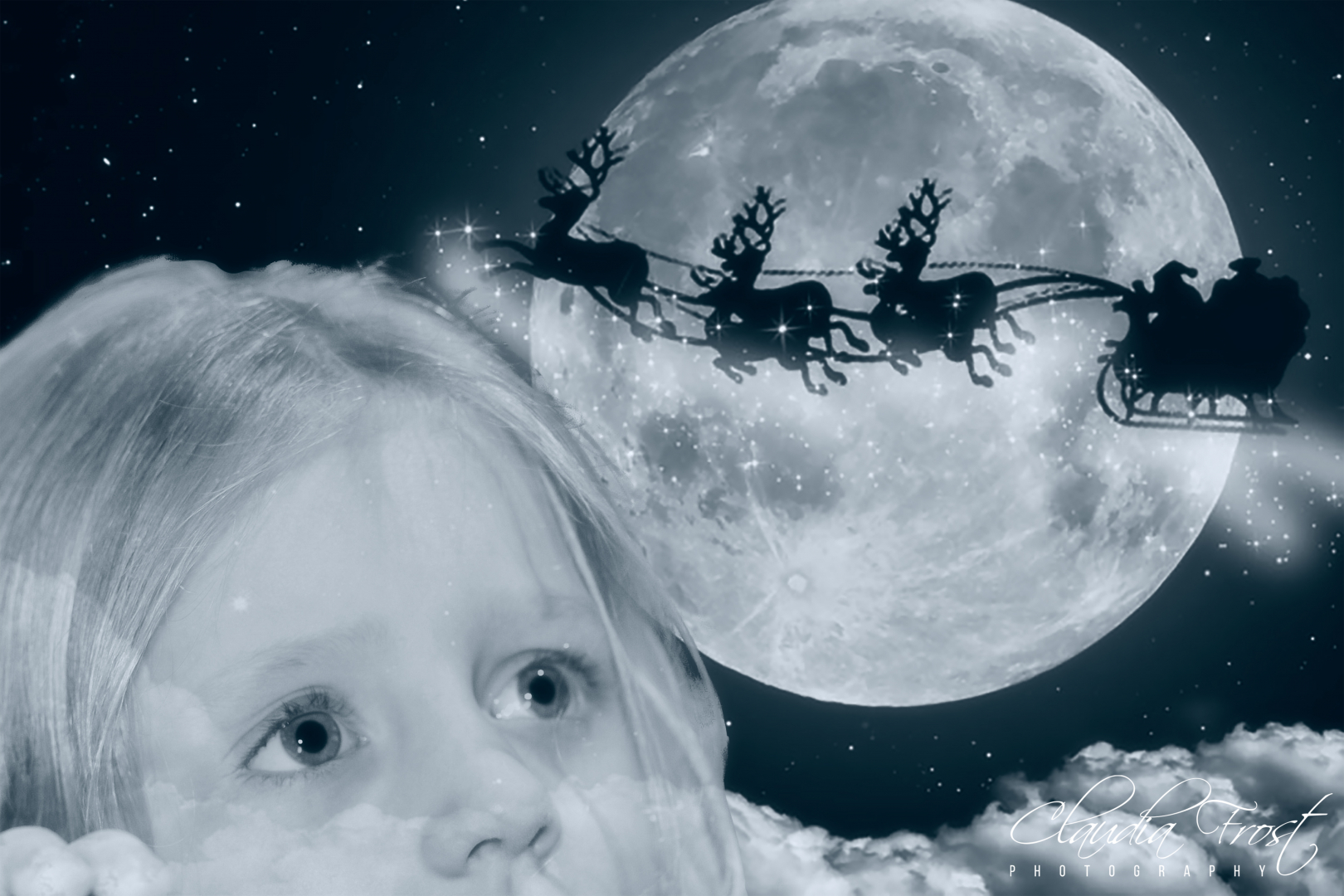 12 Days of Christmas Christmas Eve Claudia Frost