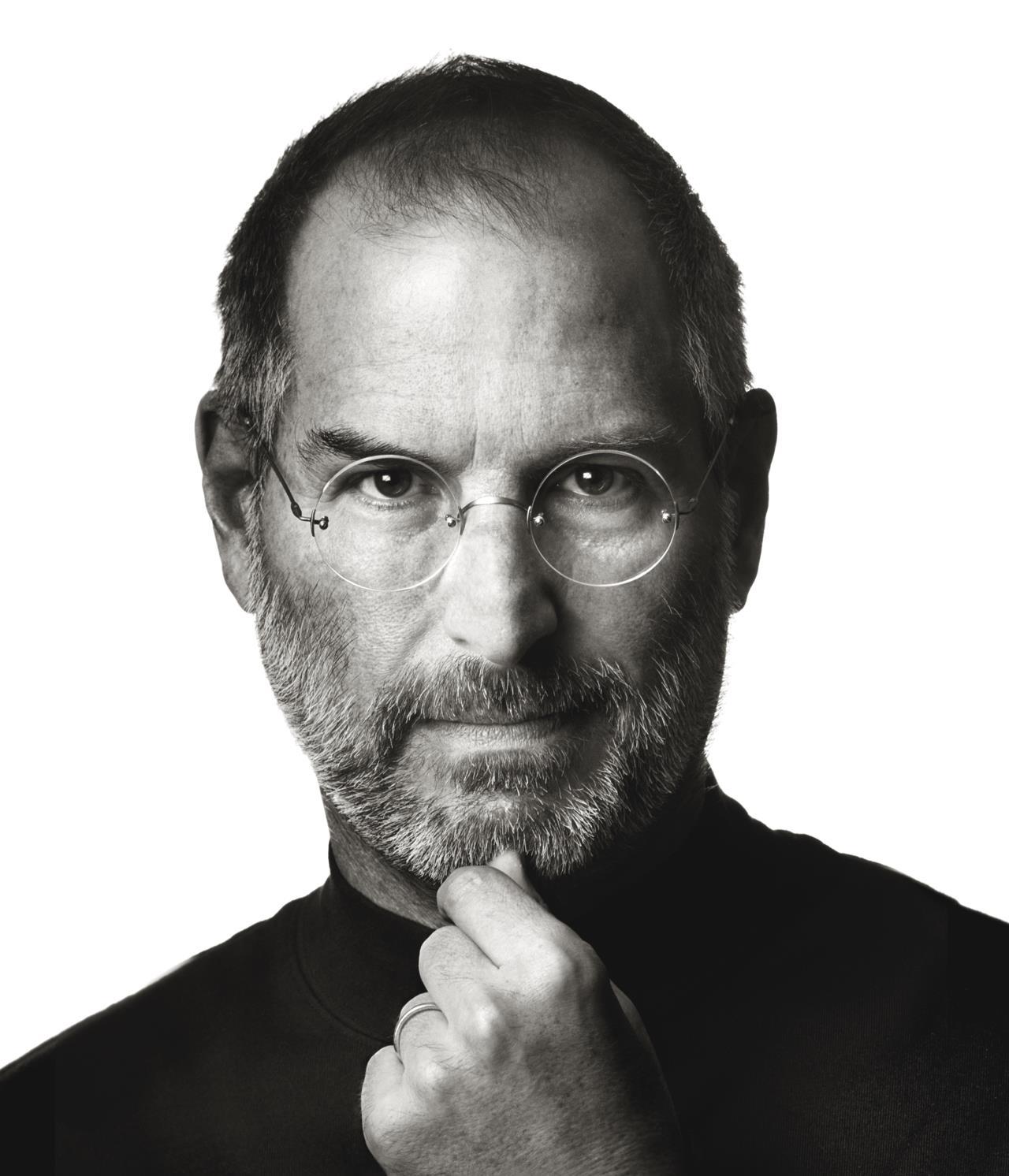 Iconic: Steve Jobs by Albert Watson (2006)
