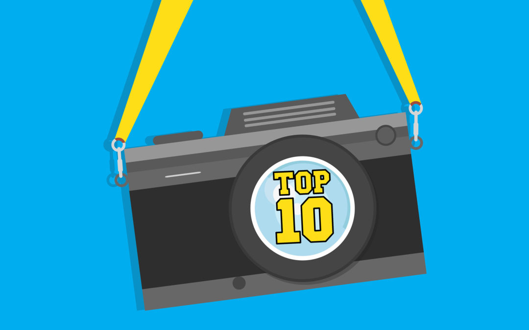 The Ultimate Top 10's of Photography