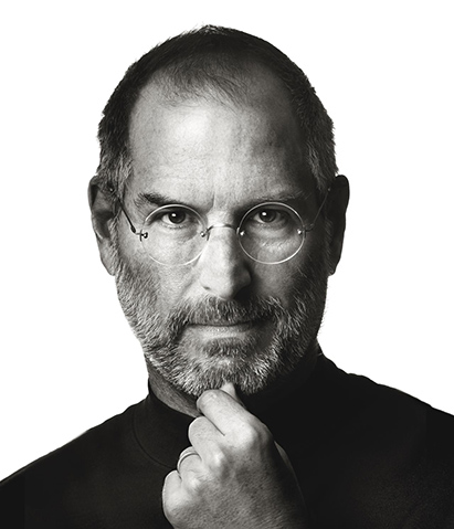 Iconic: Steve Jobs by Albert Watson (2006)