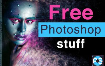 Free Photoshop Stuff