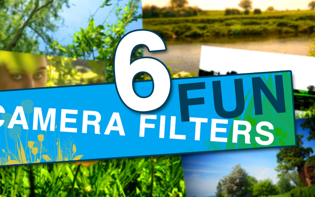 6 Creative Built-In Camera Filters
