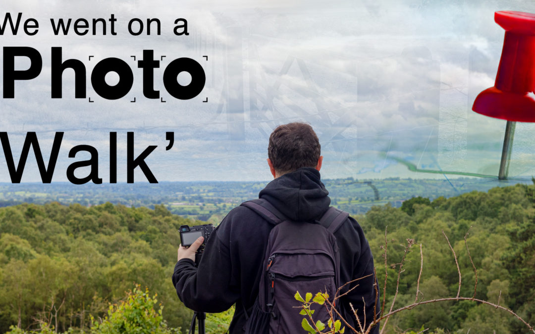 Photo Walks Improve Your Creativity