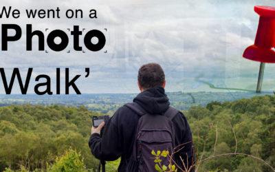 Photo Walks Improve Your Creativity