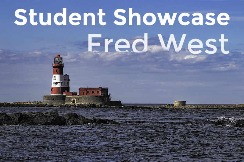 Student Showcase: Fred West